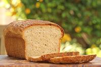No Knead Light Wheat Sandwich Bread