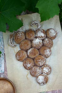 Beaujolais Bread Rolls