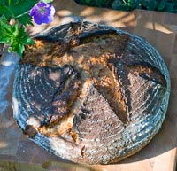 Iron Hand Knight Challenge Bread
