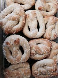 DW German Soft Pretzels