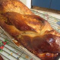 Cinnamon Babka Dessert Loaf