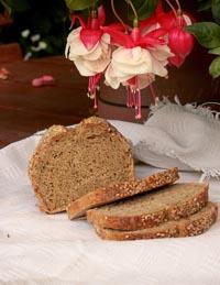 Sourdough Cornbread With Provencal Herbs