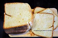 Hokkaido Milk Loaf (Straight Dough Method)
