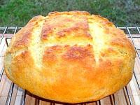 Broa - The Portuguese Bread