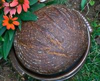 SD DATE BREAD W/Chocolate Balsamic