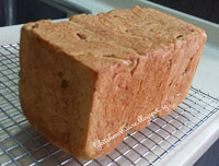 Champion Carrot Walnut Loaf