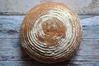 Kaszubski - Polish Bread On Sponge, With Lard