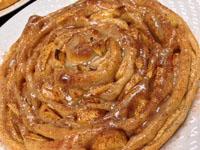 Cider-Drizzled Apple Swirl Bread