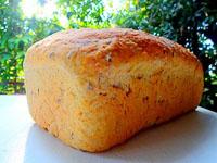 Multigrain Flaxseed Bread
