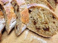 Sun-dried Tomato & Asiago Cheese Bread