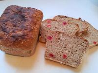 Rye/wheat Sourdough With Rye Berries