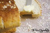 Honey Oats Bread