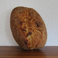 Kartoffel-Chili-Brot Mit Sauerteig