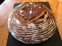 Sourdough At Snape