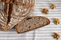 Walnut Chestnut Bread
