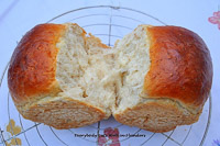 Tangzhong Wholemeal Loaf
