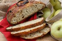 Triple Apple Bread