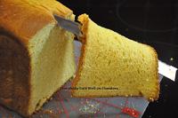 Orange Sweet Potato Loaf (Bread Machine)