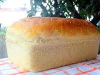 Cornmeal Semolina Bread