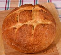Beginner's Sourdough Bread