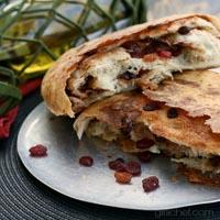 Bacon Fat Spice Loaf (aka Lardy Cake)