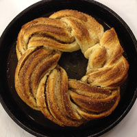 Pulla - Finnish Sweet Bread