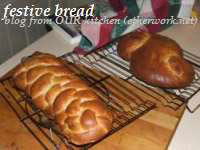 festive bread