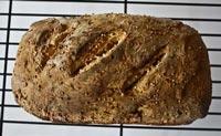 Tomato Quinoa Bread