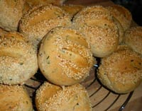 Chives Rolls