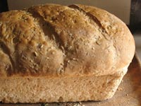 All Mixed Up Multi-Grain Bread