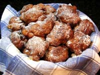 Banana Fritters - Homely Yeastly Pleasures