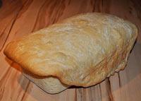 Spelt White Bread