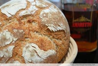Amaretto Bread