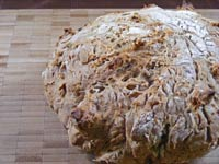 Aniseed-Guinness Bread