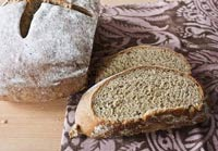 Peppery Peasant Bread