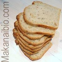 Pain de mie au levain (Sourdough Sandwich Bread)