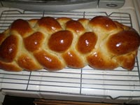 My Favorite Traditional Challah