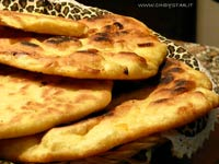 curried naan