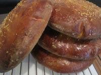 Golden Cirlce Honey Bread / Pain au miel