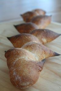 Mixed-Starter Bread