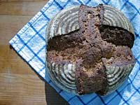 Stout & Rye Sourdough