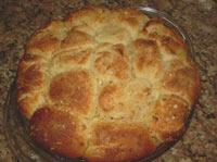 French Asiago Bubble Bread
