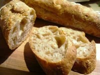 No-Knead Baguettes