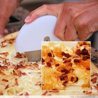 Spanish Flammenkuchen