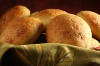 Potato Rosemary Bread (Rolls)