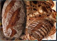 Whole Wheat Sourdough à la