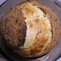 Ale and cheddar bread