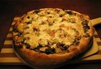 Farmgirl Susan's Pizza a la Bianca