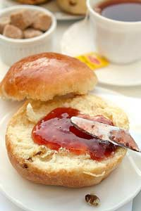 Bath Buns or Sally Lunn Buns