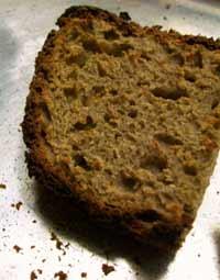 Gluten-Free Vegan Sandwich Loaf